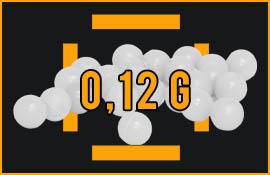0,12 gram