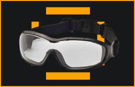 Briller/goggles