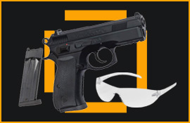 Pistolpakker